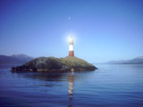 Lighthouse, Tip of the World by mikohead, Photography->Lighthouses gallery
