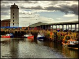 Fish Quay by Dunstickin, photography->boats gallery