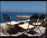 Loungin' At The Sea (Vision Two) by PhotoKandi, Photography->Still life gallery