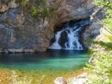 Gushing Waterfall by Zava, photography->waterfalls gallery