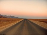 Endless Road Death Valley by PhotoKandi, Photography->Landscape gallery
