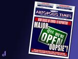 Artopolis Times - Re-Opening by Jhihmoac, illustrations->digital gallery
