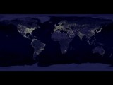 The Earth At Night by CrazyIvan, space gallery