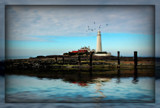 St Marys Framed by biffobear, photography->lighthouses gallery