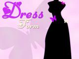 Dress Form by smoosh, Illustrations->Digital gallery