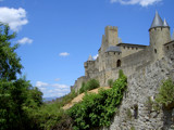 La Cité in Carcassonne by Gabbels, Photography->Places of worship gallery