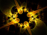 Celestial Lights by razorjack51, Abstract->Fractal gallery