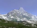 Matterhorn by timw4mail, computer->landscape gallery