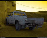 Pickup In The Mysterious Yellow Valley by PhotoKandi, Photography->Cars gallery