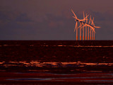 Weird Wednesday Wind-Farm by braces, Photography->Shorelines gallery