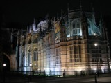 Westminster Abbey by Moonlight by mrosin, Photography->City gallery