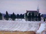 Benton in the Snow by kidder, Photography->Places of worship gallery