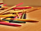 2-4-6 Pick-Up Sticks by mesmerized, photography->still life gallery