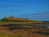 Dunstanburgh Castle 2 by biffobear, photography->castles/ruins gallery