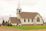 Little Church on the Prairie 3 by kidder, Photography->Places of worship gallery