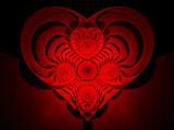 Heart Of Darkness by razorjack51, Abstract->Fractal gallery