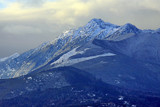 snow on the Olympics by jeenie11, photography->mountains gallery