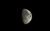 Image: Moon profile