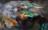 From Palette to Canvas by Flmngseabass, abstract gallery