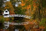 Somesville ME Foot Bridge by heidlerr, photography->bridges gallery