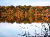 fall reflections by ekowalska, photography->landscape gallery