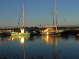 A Reflection in the Water by Cartman2k3, Photography->Boats gallery