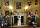 The Queen commemorates the Caedes UK Get Together by lilu103, photography->people gallery