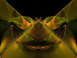 Goth Bat by jswgpb, Abstract->Fractal gallery