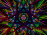 The Science Of Lines by Joanie, Abstract->Fractal gallery