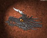 Silver Dragon by artytoit, Illustrations->Digital gallery
