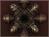 Metal Bouquet by Joanie, abstract->fractal gallery