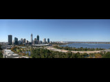 Perth skyline (kings park panorama) by isaacp, Photography->City gallery