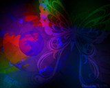 Butterfly Dreams by Lokie, abstract gallery