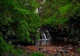 Low falls Ashgill by biffobear, Photography->Waterfalls gallery