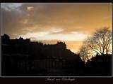 Sunset over Edinburgh... by fogz, Photography->Sunset/Rise gallery