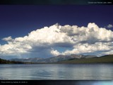 Clouds over Alturas Lake, Idaho by nmsmith, Photography->Skies gallery