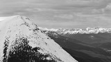 VIEW FROM THE TOP - JASPER NATIONAL PARK #2 by icedancer, contests->b/w challenge gallery