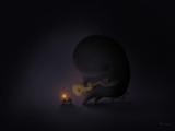 A Quiet Song by vladstudio, illustrations->digital gallery