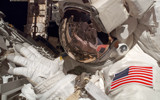 STS-117  EVA by philcUK, space gallery