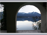 window on the Wolfgangsee... by fogz, Photography->Mountains gallery