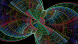 Rotating Gears by Joanie, abstract->fractal gallery