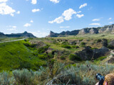 Scotts Bluff National Monument by Pistos, photography->mountains gallery