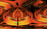 Inside The Orange Cocoon by casechaser, abstract->fractal gallery