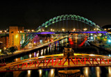 Bridges of Tyne.. by biffobear, photography->bridges gallery