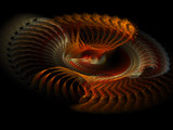 Mexican Hat by ianmacappin, Abstract->Fractal gallery