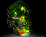 The 2nd Skull Crystal by MrXwild, Computer->3D gallery
