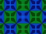 Cube Power by razorjack51, Abstract->Fractal gallery