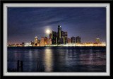 Early Morning Detroit Skyline 2 by gerryp, Photography->Manipulation gallery