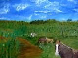 Pony up by rotcivski, illustrations->traditional gallery