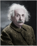 Albert Einstein by rvdb, photography->manipulation gallery